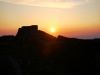 Grosnez Castle ~ Sunset 17 May 2013